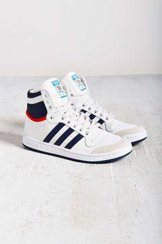 22cbaa16e90e adidas Originals Retro Top Ten High-Top Sneaker Adidas Retro Sneakers