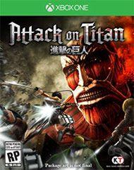 9869d3f62bb5 Boxshot  Attack on Titan by Tecmo Koei Dragon Ball