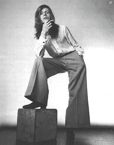 David Bowie, 1971.