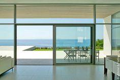 Mallorca Llucmajor - Erstklassige Villa in 1. Meereslinie mit Traumblick inklusive angrenzendem Baugrundstück