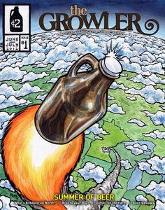 Growler Issue #1