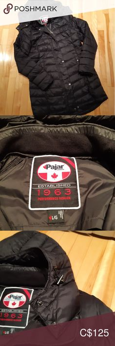 Spotted while shopping on Poshmark: Pajar Callie long jacket! Long Jackets, Jackets For Women, Nike Jacket, Bomber Jacket, Plus Fashion, Fashion Tips, Fashion Design, Fashion Trends, Light Jacket