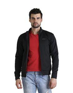 Men's Black Jacket – Atheno India