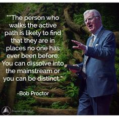 To be distinct, you must be different. To be different, you must strive to be what no one else but YOU can be. Don't be so concerned with the opinions of others; follow the quiet, creative voice from within. #BobProctor #BeDifferent #BeDistinct