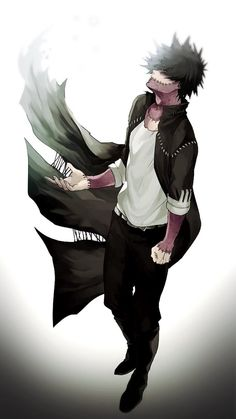 My Hero Academia (Boku No Hero Academia) #Anime #Manga Dabi