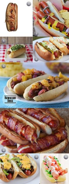 HOT DOG BAR DIY: 8 Great Ways To Serve Up Hotdogs For The 4th Of July - The Frugal Female
