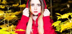 Beauty-Portrait, Herbstlook by picPond