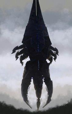 Mass Effect - Reaper invasion!
