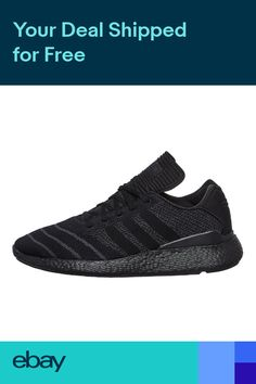 newest 06516 50f4a BY4091 MENS ADIDAS BUSENITZ PURE BOOST PK SHOE BLACK NEW!