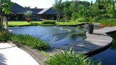 nowoczesna woda w ogrodzie - Szukaj w Google  Woda w ogrodzie ...