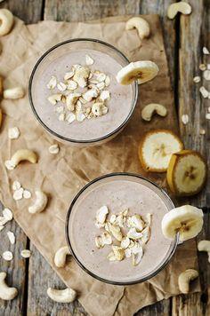 Banana Cashew Latte Shakeology Recipe