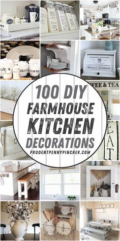 Farmhouse Kitchen Diy, Diy Kitchen, Farmhouse Decor, Kitchen Tables, Farmhouse Design, Country Farmhouse, Country Kitchen, Kitchen Ideas, Kitchen Cabinets