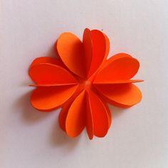 Manualidades Flores De Fomi Idee Geniali Pinterest Flores