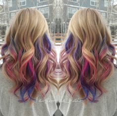Underlights Hair Color Trend | POPSUGAR Beauty