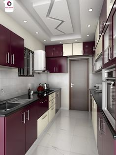 Residential projects asian style kitchen by maruthi interio .- Residential projects asian style kitchen by maruthi interio asian Kitchen Ceiling Design, House Ceiling Design, Ceiling Design Living Room, Kitchen Room Design, Home Room Design, Modern Kitchen Design, Home Decor Kitchen, Interior Design Kitchen, Modern Kitchen Interiors