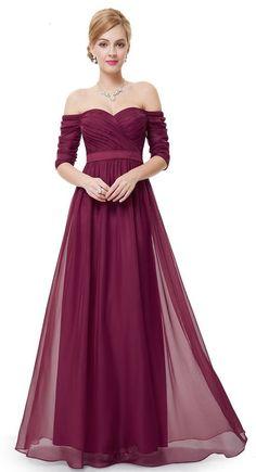 Strapless Half Long Vintage Prom Dress | Dress Journal - See more gorgeous vintage prom dresses at valuedvintage.com