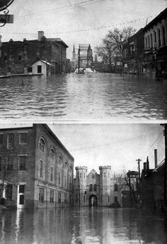 1937 flood louisville ky | Uploaded to Pinterest