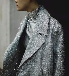 Who doesn't need a glitter coat!?!
