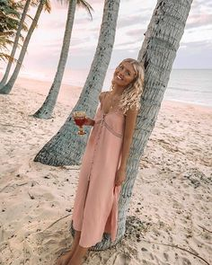 """27fe4b3ec7a Elise Cook ◈ AUSTRALIA on Instagram  """"Here s cheers to nights like this ☺ ✨  For the past week we ve been on the sand with a palm lined beach as our ..."""