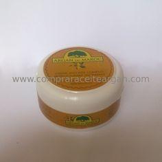 Crema de aceite de argán anti-edad antiarrugas Argan du Maroc