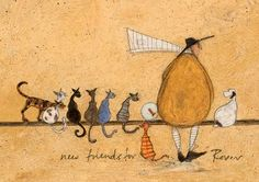 'New Friends for Rover' by Sam Toft (C001)