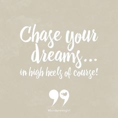 Start your week by chasing your dreams in your favourite shoes! #birdsnestonline