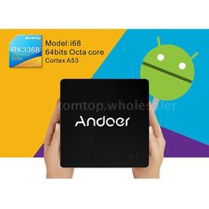 ★★★★★Andoer RK3368 64bits Android 5.1 Smart TV Box Octa Core Cortex A53 2GB/8GB Kodi/ XBMC Dual WiFi 1000M / LAN Mini Smart Media Player Multi language Miracast / DLNA  Gives you access to many apps including Facebook, Youtube, Netflix, XBMC, Hulu, etc