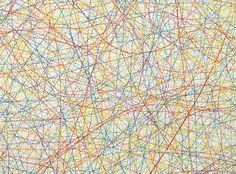 Sol LeWitt (American, born 1928)  Wall Drawing #65.