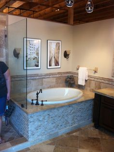 How to Build a Whirlpool Tub Surround Tubs Bathtub ideas and