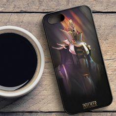 Dota 2 Invoker 2 iPhone SE Case | casefantasy