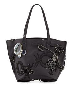 Marc Jacobs | Wingman Badges Tote Bag