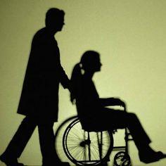 Sentimentos de paraplégicos e cuidadores
