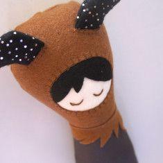 Mascote Signo de Capricórnio - Loja Lady Ateliê