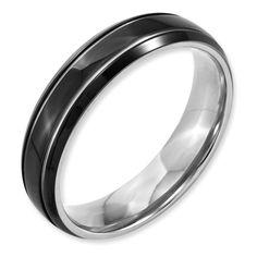 Engagement & Wedding Titanium Cross Religious Design Flat 8mm Brushed Wedding Ring Band Size 10.50 Relieving Rheumatism