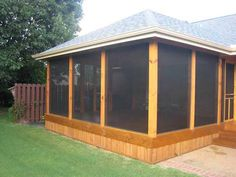 Enjoy A Pest Free Summer With A Screened Porch