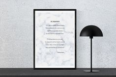 An Argument By Thomas Moore Poetry Print, Wall Art, Instant Download by PinkPebblePrints on Etsy