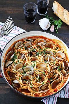 7 Celebratory Dishes for the Feast of the Seven Fishes via @MyDomaine