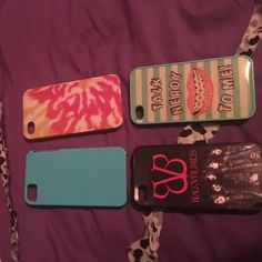 iPhone 4s cases Used with my old phone Other