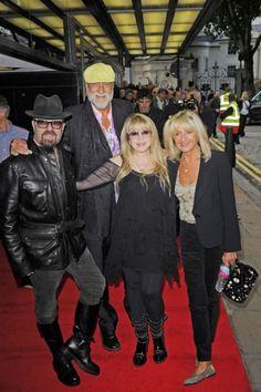 Rock Star Christine McVie Returns to Fleetwood Mac at 70