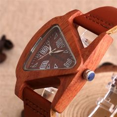Sandlewood Watch for him or for her. #woodenwatch