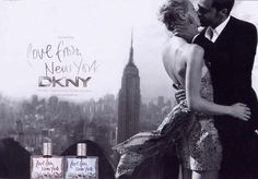 'Love from New York' DKNY