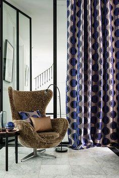 New Fall/Winter Collection 'Inedit' of Casamance fabrics