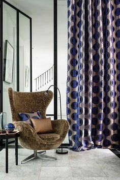 New Fall/Winter Collection 'Inedit' of Casamance fabrics