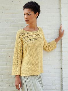 Ravelry: Niche pattern by Norah Gaughan