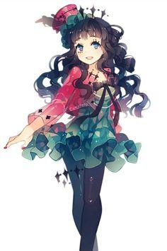 Kawaii Anime Girl, Anime Manga, Anime Girl Cards | Japanese Anime ...