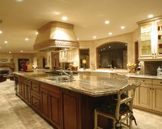 Travertine Floor White Cabinets Design, Pictures, Remodel, Decor and Ideas - page 4