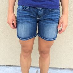 """Big Star denim Remy low rise shorts In excellent condition!  Measures approx 14"""" and inseam is 5"""" Big Star Shorts Jean Shorts"""