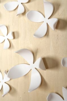 Set of 25 Wallflower Wall Decor - Urban Outfitters