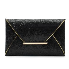 2015 luxury shiny hand bags big envelope clutch bag glitter ladies wedding bags evening bags for women party black purse handbag-in Clutches from Luggage & Bags on Aliexpress.com | Alibaba Group