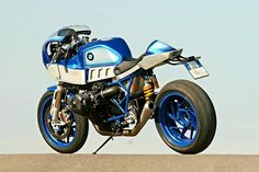 BMW HP2 Sport Cafe Racer #motorcycles #caferacer #motos | caferacerpasion.com